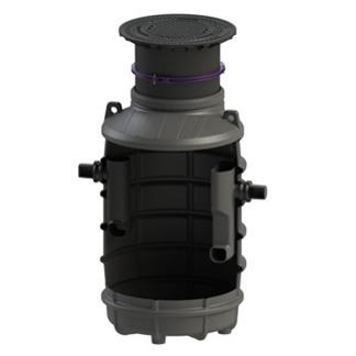 6.Βάθος εγκατάστασης 1200 mm Κάλυμμα_D400